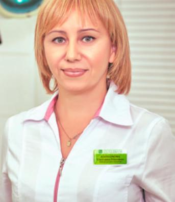Svetlana Olegovna Kharlamova
