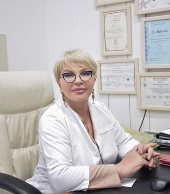 Ольга Юрьевна Бякова