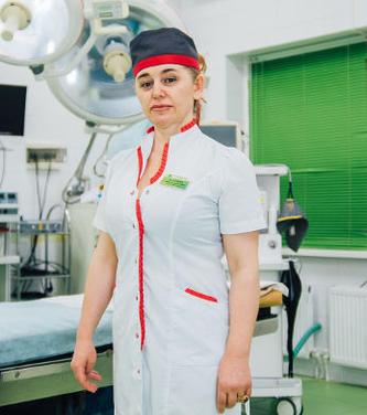 Аратюнян Анаит Степановна