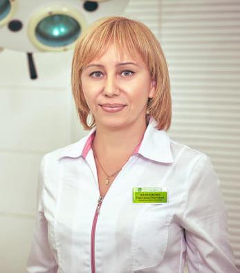 Светлана Олеговна Харламова