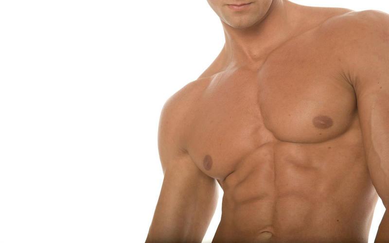 Липосакция при гинекомастии