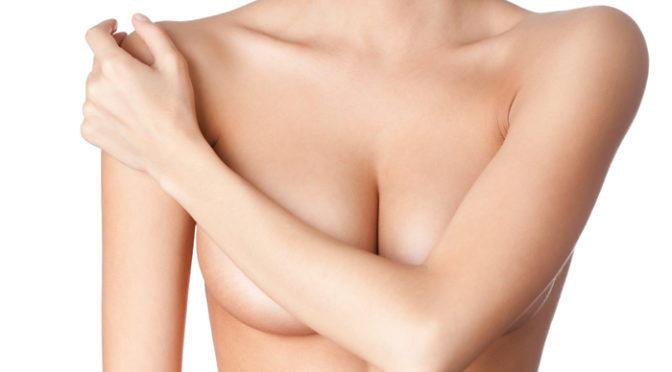 Субмаммарный доступ увеличения молочной желёзы «под ключ»