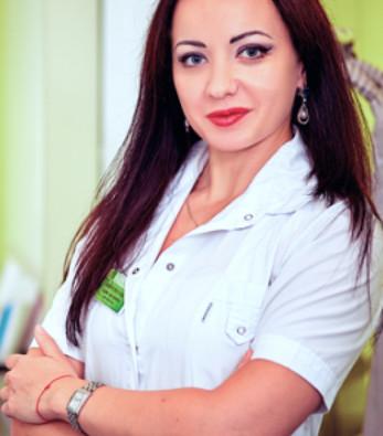 Aliya Arturovna Yunusmetova
